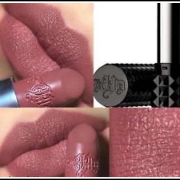 Kat Von D Makeup   Kat Con D Cathedral Lipstick   Poshmark